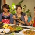 2011年10月22日放送:コロンナ由美とパコ植木の「鵠沼クッチーニ」第2回「南米料理で愛を語る」レポート