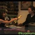 2011年11月12日放映:突撃取材に快く応じてくれた、サーフショップJADEのケントダムさん。鵠沼海岸チャンネルとしては念願のサーフショップ取材!